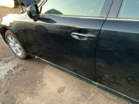 2007 LEXUS IS220 FRONT DOOR LEFT ! PASSENGER SIDE ! NSF BLACK 05-12 IS250